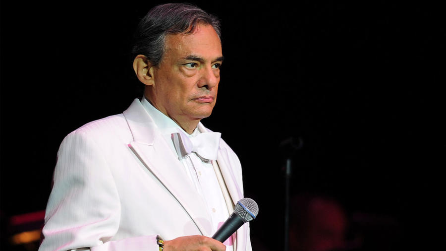 José José se presentó en el Hard Rock