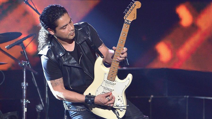 Chris Perez en Premios Billboard Latin 2015
