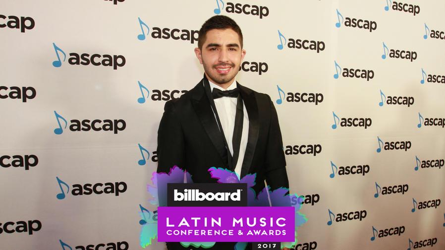Joss Favela premios ASCAP 2017