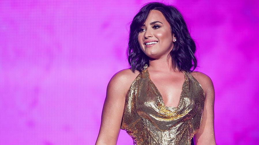 Demi Lovato en Texas
