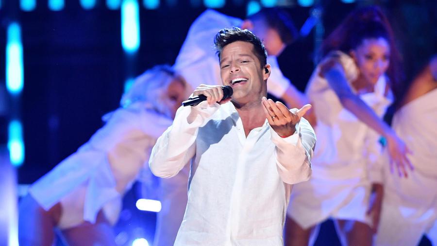 Ricky Martin en Premio Lo Nuestro
