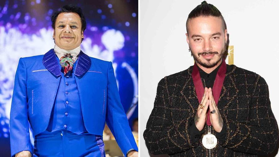 J Balvin And Juan Gabriel Dominate 2017 Billboard Latin Nominees