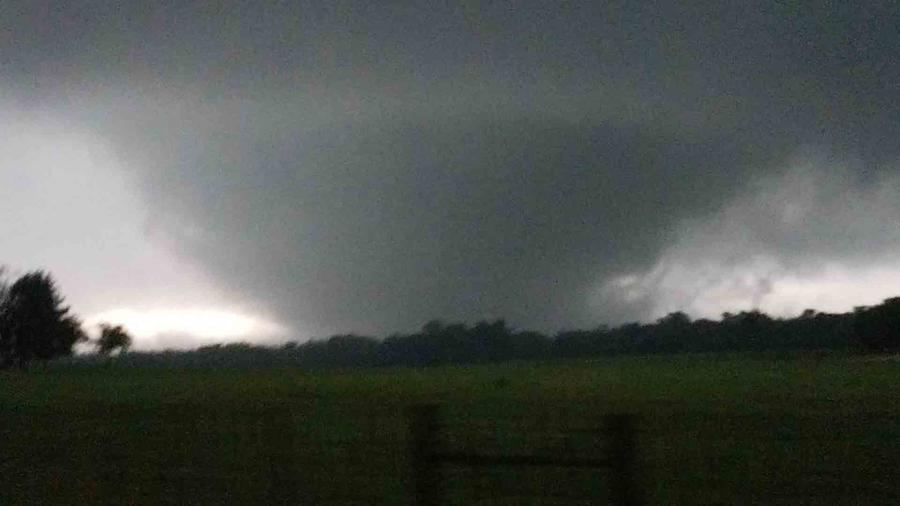 El potente tornado dejó varios muertos en Texas
