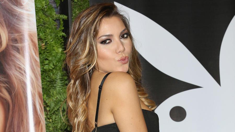 Frida Sofía posa para Playboy