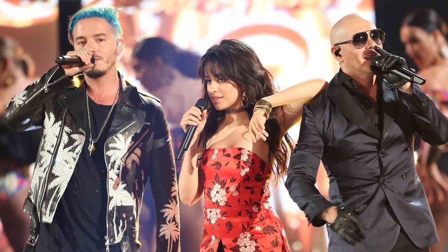 J Bavin, Camila Cabello, Pitbull