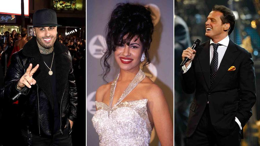 Telemundo Is Bringing These Musical Legends To A TV Screen Near You: Selena, Luis Miguel, Nicky Jam And More