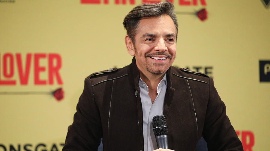 "Eugenio Derbez en premier de ""How to be a Latin Lover"""
