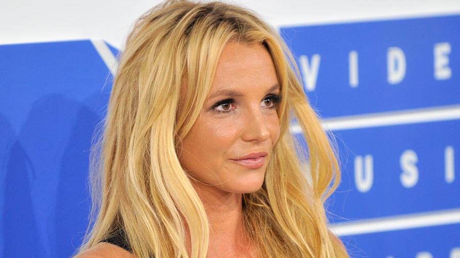 Britney Spears en los MTV VMA 2016