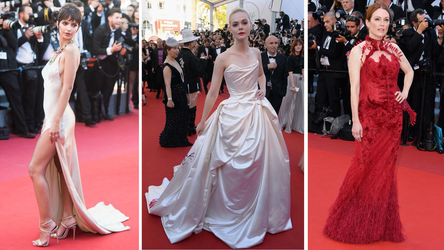 Alfombra roja Cannes 2017