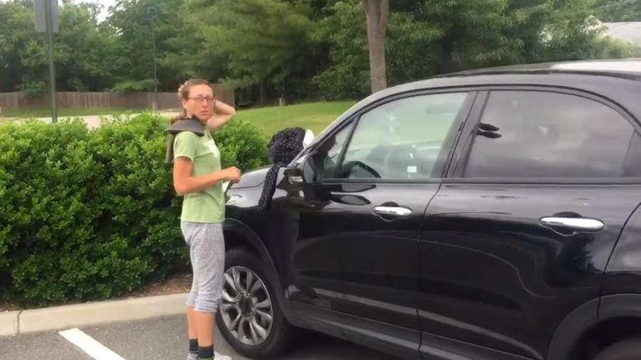 Una falsa mendiga de Richmond, Virginia