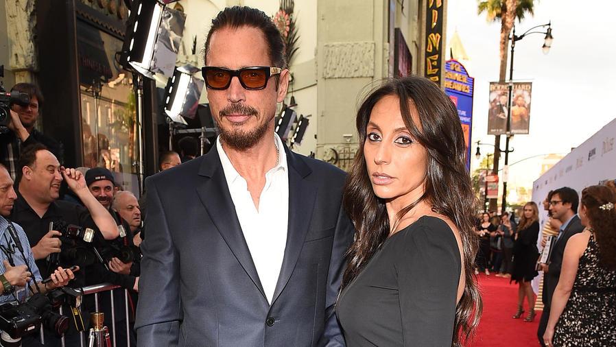 Vicky Karayiannis, la esposa del fallecido cantante Chris Cornell habló por primera vez
