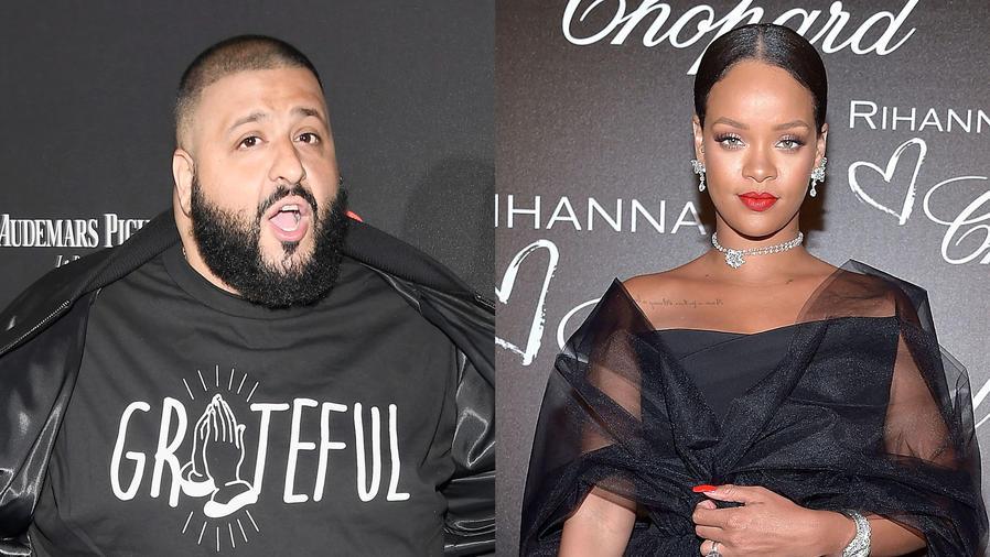 DJ Khaled y Rihanna