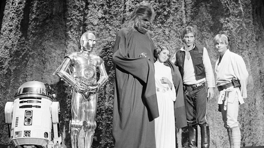40 años de Star Wars