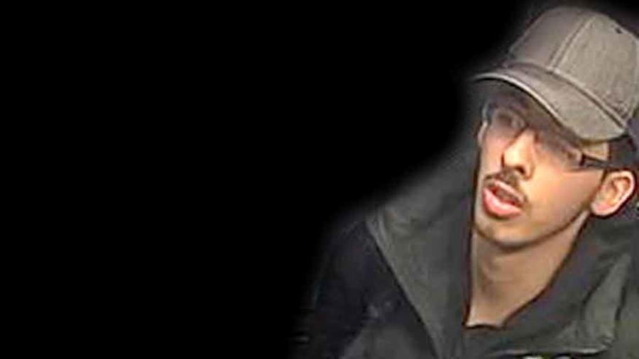 Nueva foto publicada por policía británica del suicida del atentado en Manchester, Salman Abedi
