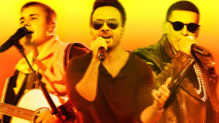 Justin Bieber, Luis Fonsi & Daddy Yankee