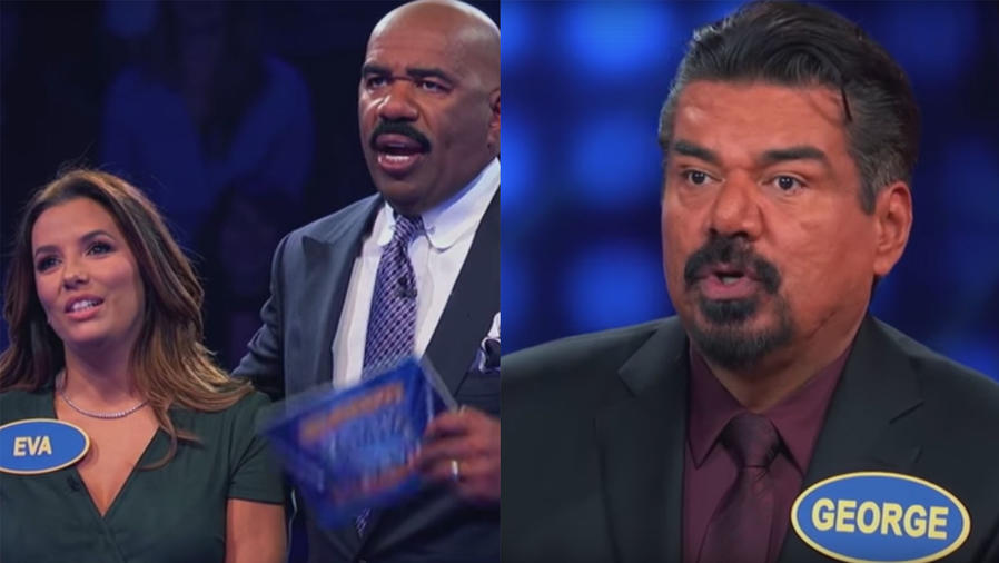 Latino Takeover on Family Feud