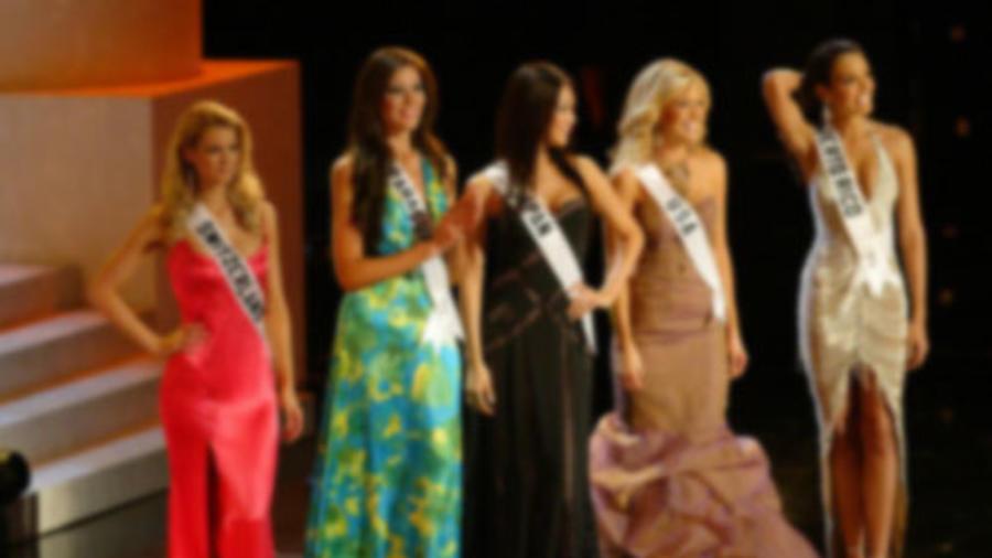 Concursantes Miss Universo