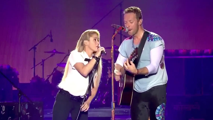 Shakira & Coldplay