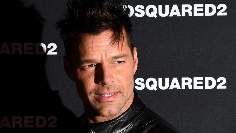 Ricky Martin en Las Vegas, abril 2017