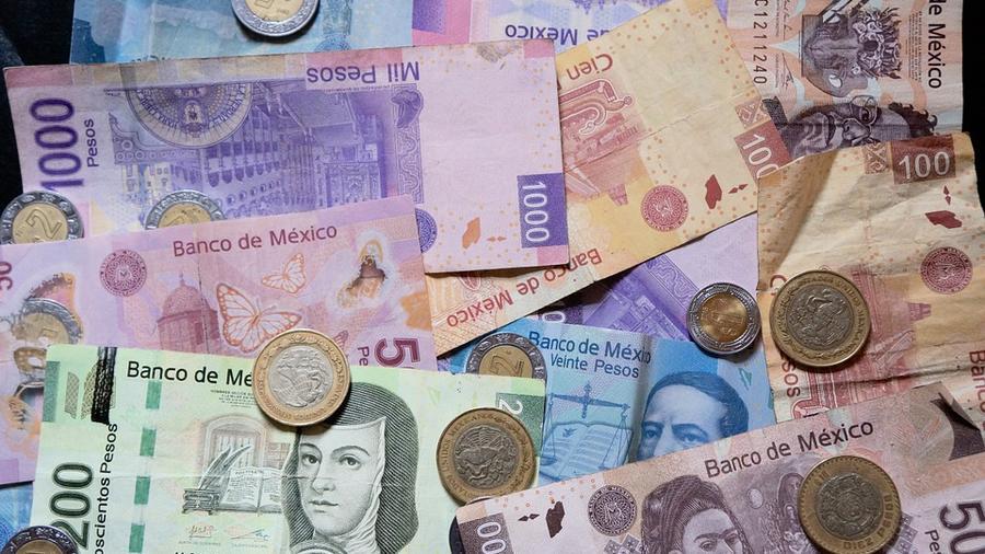 dinero mexicano