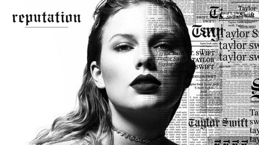 Taylor Swift 'Reputation' cover