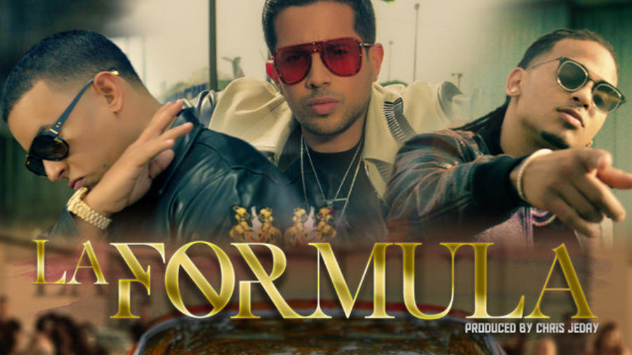 Daddy Yankee, De La Ghetto & Ozuna