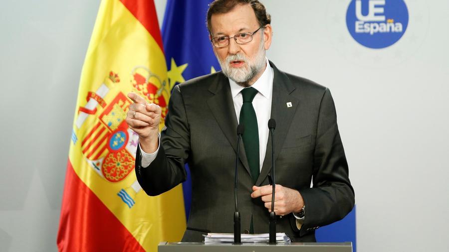 Cumbre de la Unión Europea, en la que ha participado Rajoy