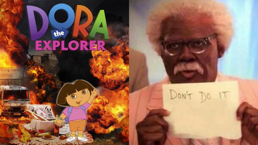 Live Action Dora The Explorer