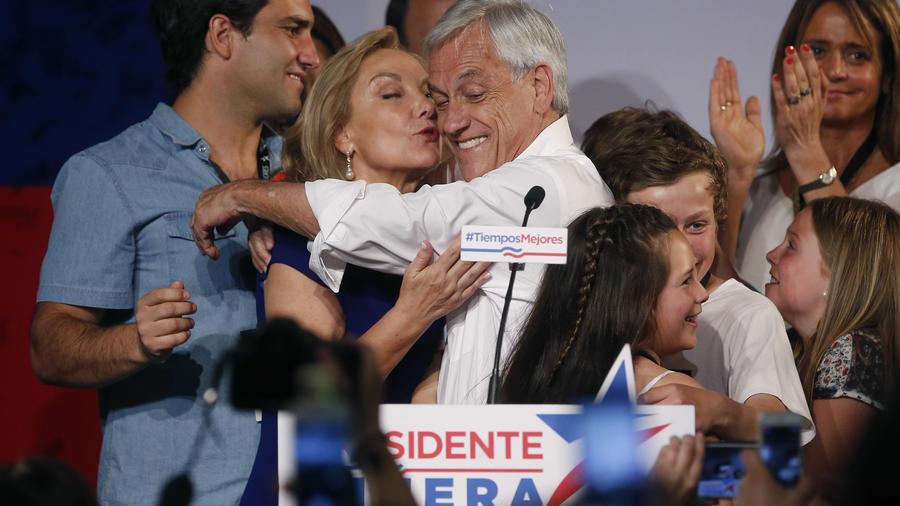 Piñera confía ganar segunda vuelta y hace guiño a candidato ultraderechista