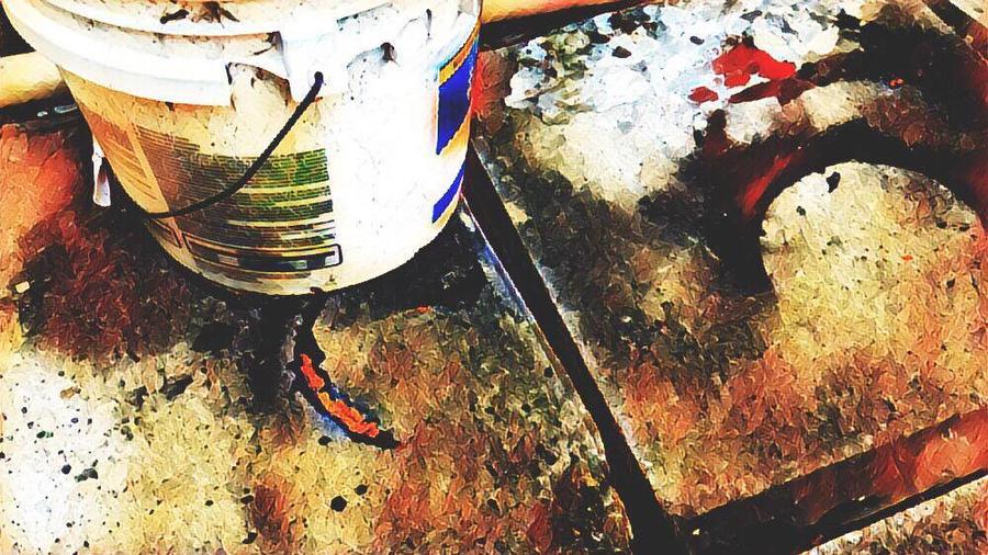 cubos de cemento