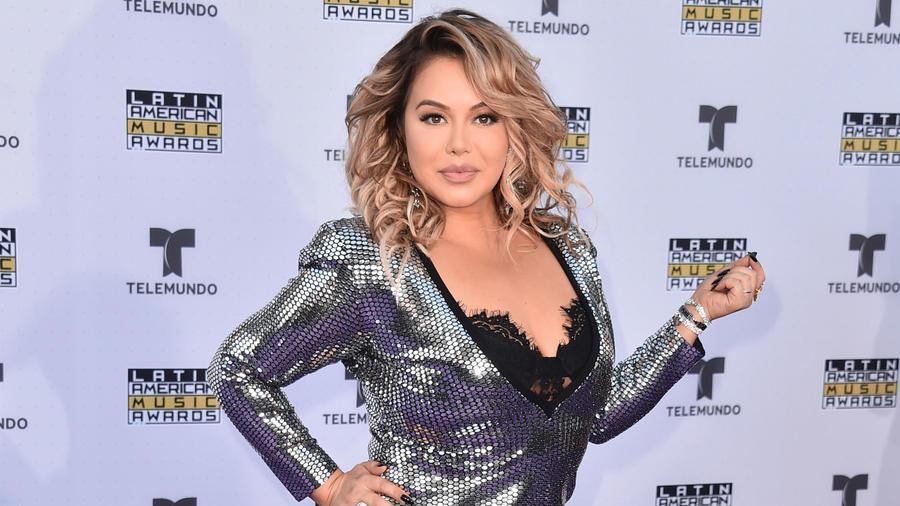 Chiquis Rivera le responde a la ex de Lorenzo Méndez