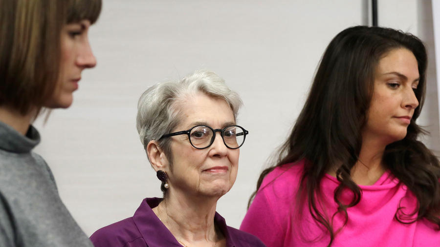 Rachel Crooks, Jessica Leeds y Samantha Holvey acusan a Trump de mala conducta sexual