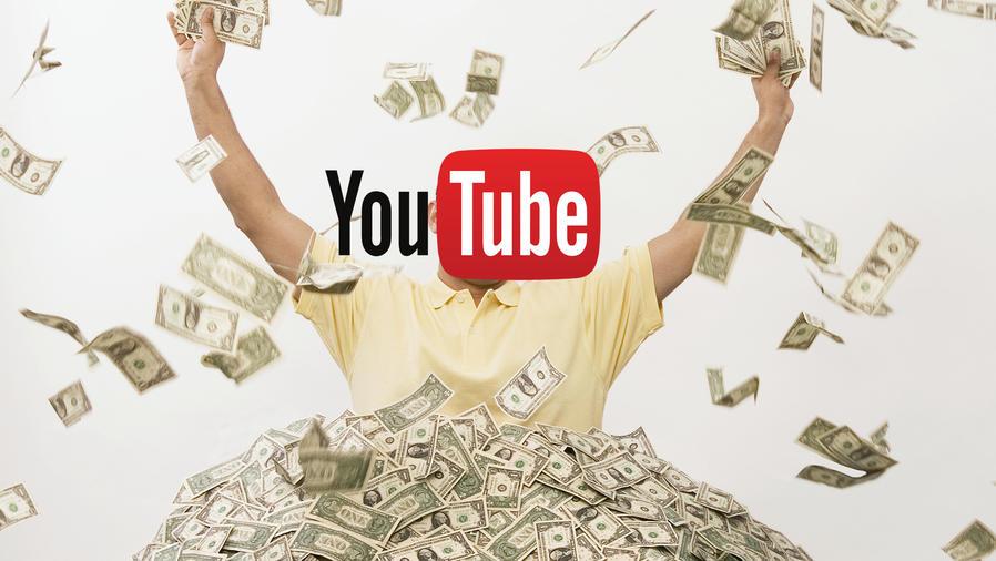 Youtubers ganan millones