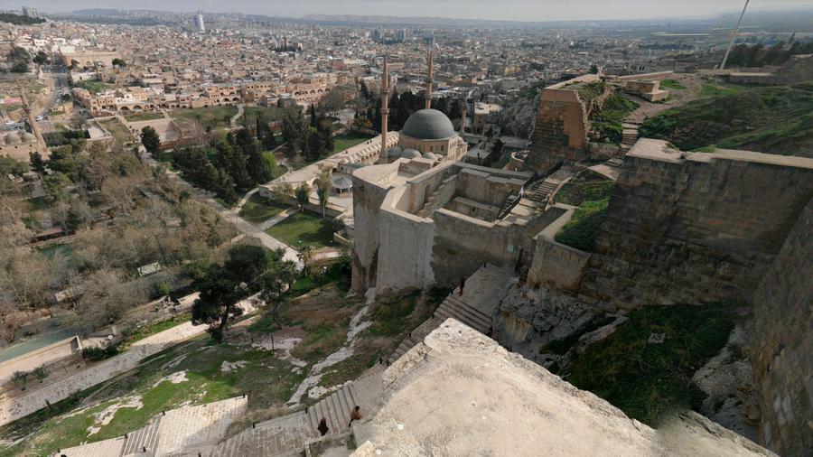 Castillo de Urfa