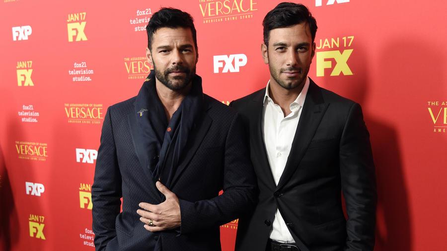 Ricky Martin,Jwan Yosef