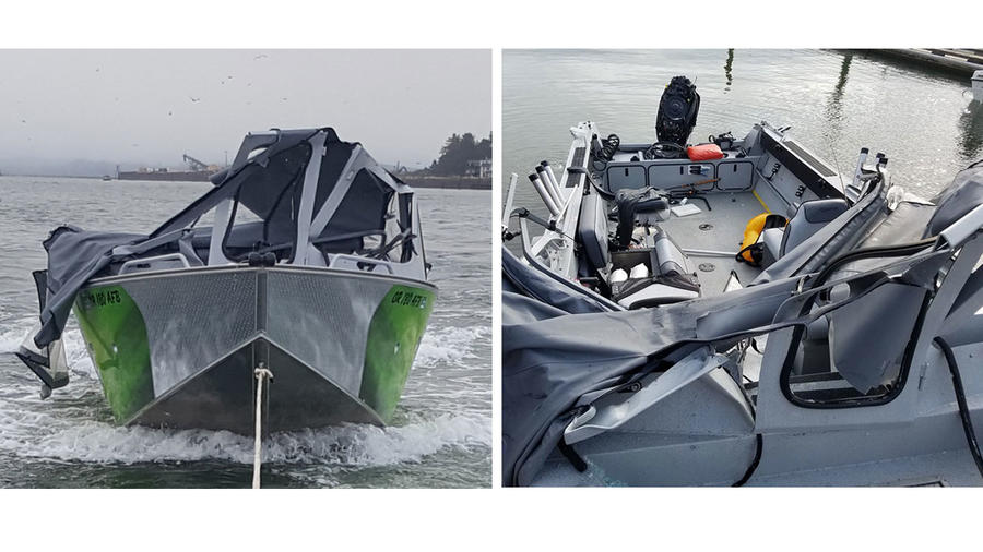 Bryan Maess Boat