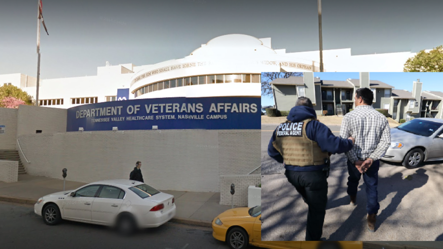 La operación se llevó a cabo en el hospital para veteranos Vanderbilt en Nashville, Tennesse a las 3 AM