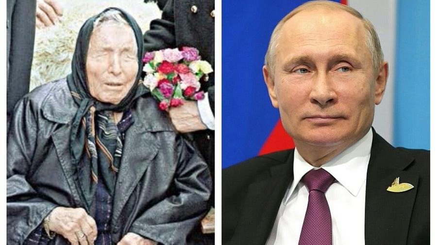 Vanga y Putin