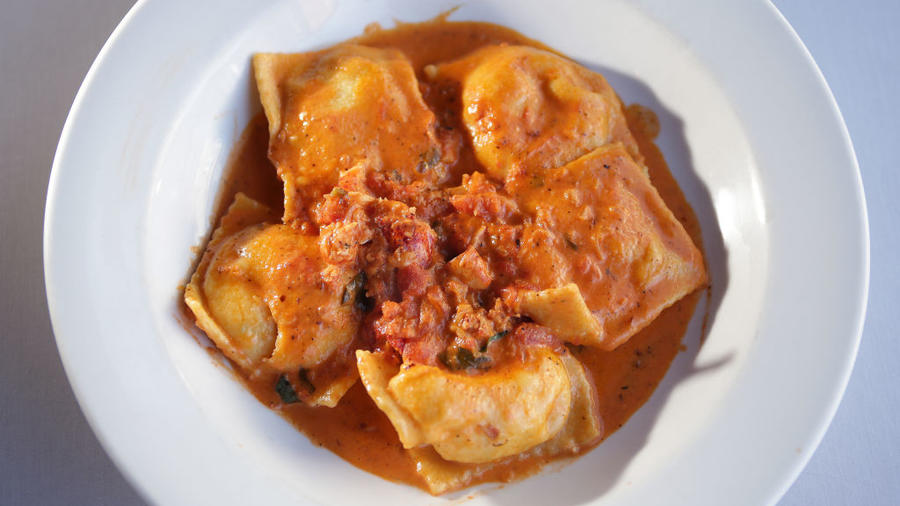 On Ravioli Day, 3 different takes on the Italian dish