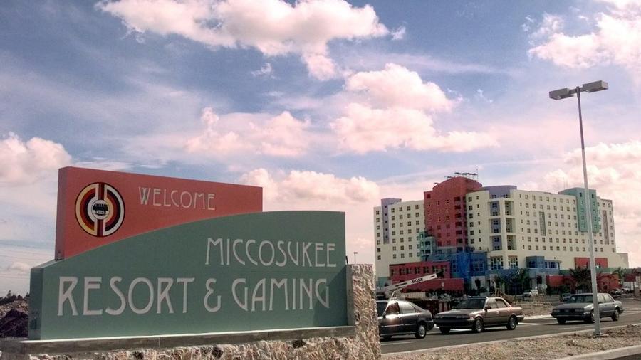 Miccosukee Restort y Centro de Convenciones.