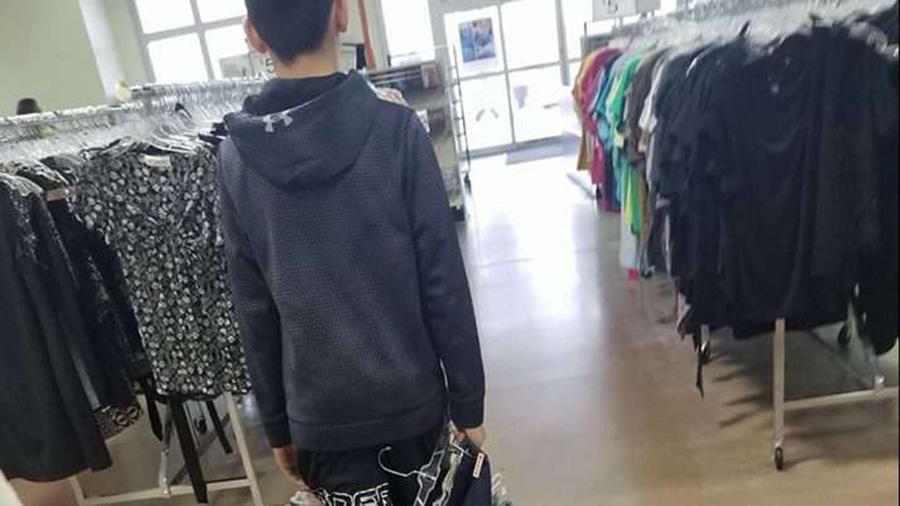 Hijo shopping
