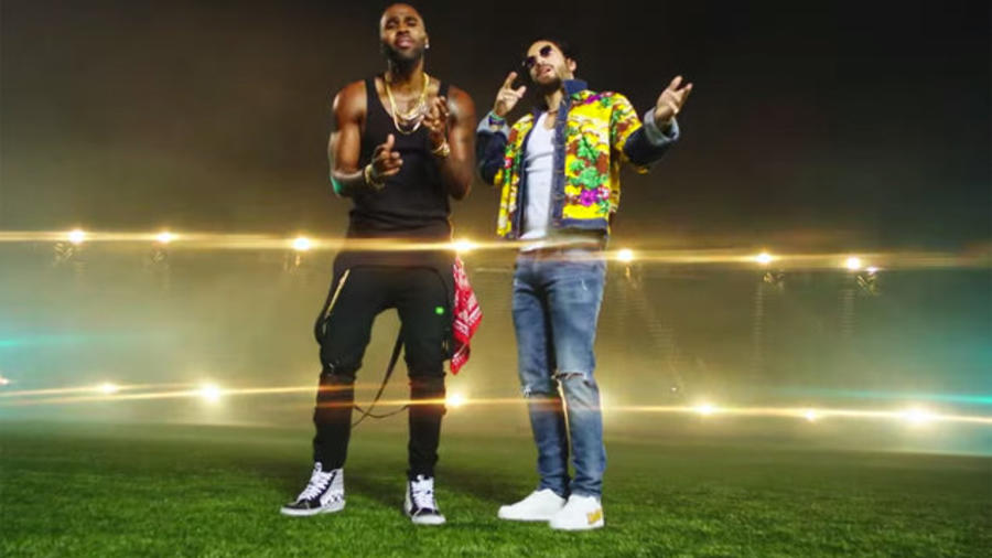 Jason Derulo and Maluma
