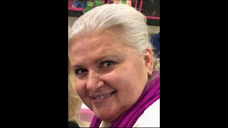Lois Riess, de 56 años, sospechosa de dos asesinatos. Foto: Policía del Condado Dodge, Minnesota.