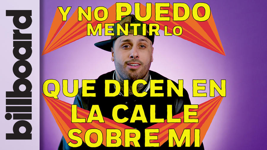Nicky Jam How it Went down