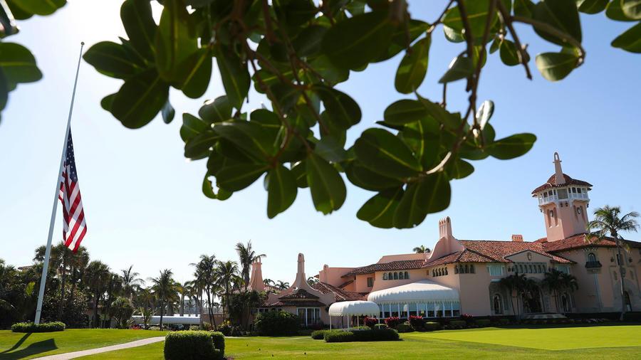 Mar-a-Lago, residencia del presidente de EEUU, Donald Trump, en West Palm Beach, Florida, en una imagen de archivo