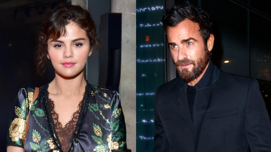 Selena Gomez y Justin Theroux