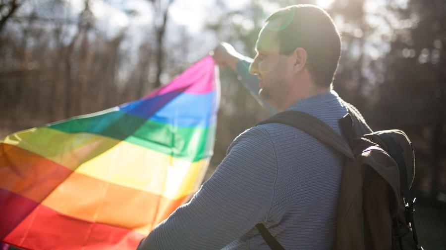 Bandera LGBT