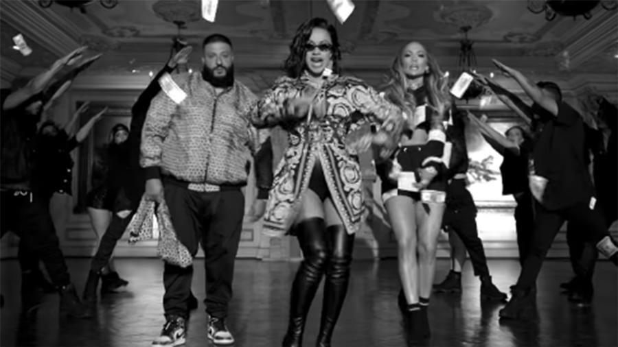 """Dinero"" Music Video"