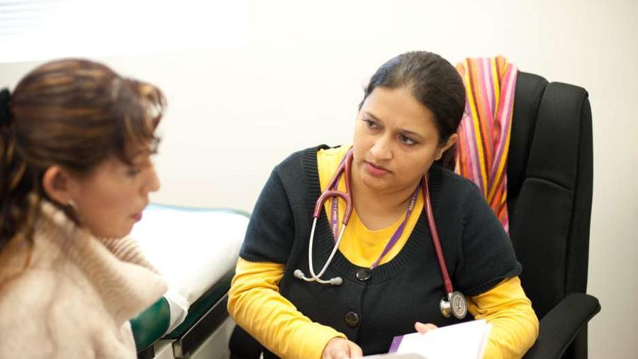 """La red de clínicas """"Mary´s Center"""" en la capital de EEUU alienta a los hispanos a inscribirse en """"Obamacare"""". Foto: suministrada"""