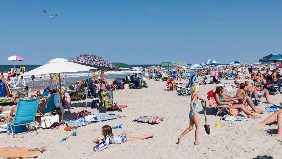 Playa Nueva Jersey